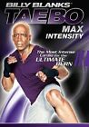 Billy Blanks TAE Bo Max Intensity 0013132511290 DVD Region 1