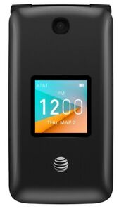 Alcatel 4044O Flip 2 with 4GB Memory Wifi Phone | AT&T | GSM Unlocked Pristine