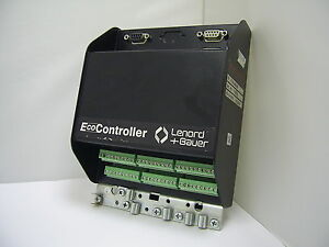 Gel8140-AAB0000-Eco-controller-Lenord-Bauer-Gel-8140-used-with-warranty