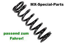 KTM 85 SX SX85 # Stoßdämpfer Feder mit passender Federrate (wählbar)