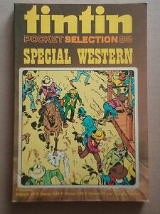 TINTIN-SELECTION-n-33-SPECIAL-WEQTERN