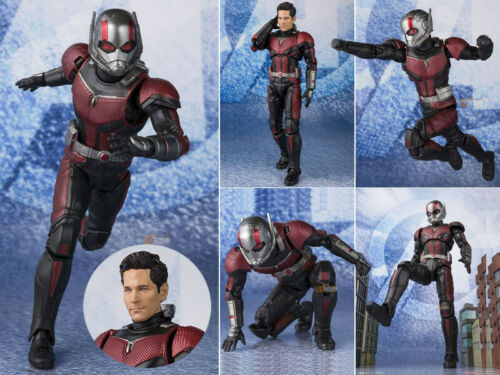 Endgame Ant-Man Scott Lang S.H.Figuarts Action Figurine 16cm The Avengers