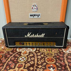 Vintage 1977 Marshall JMP Artiste 100w 2068 Valve Amplifier Head *Original*