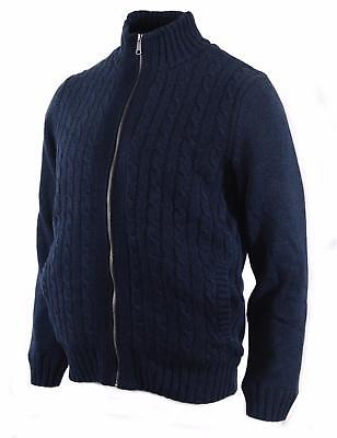NEW! Boston Trader/'s Women/'s Cable Knit Sweater Full Zip Jackets Variety