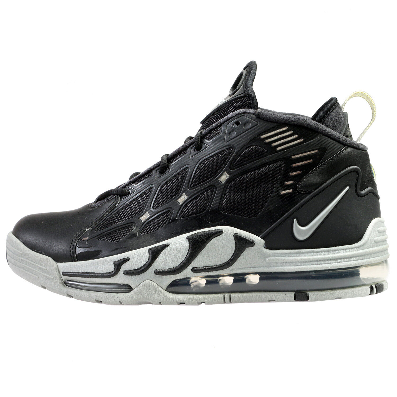Nike Air Max Pillar Raiders Mens Shoes 525226-010 Black Silver Training Shoes Mens Size 8.5 a95720