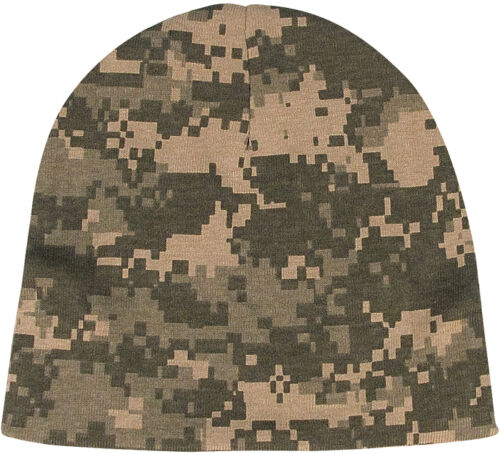 Camo Crib Cap Infant Beanie Baby Hat Cotton Military Army Digital Pink Woodland