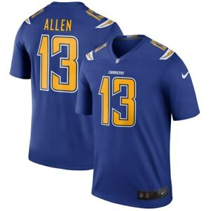 New-Nike-Los-Angeles-Chargers-Keenan-Allen-13-Color-Rush-Legend-Edition-Jersey