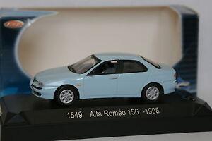 Solido-1-43-Alfa-Romeo-156-Bleue-1549