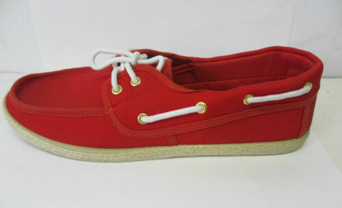 LADIES SPOT ON LACE UP CASUAL DECK BOAT STYLE WOMENS FLAT SUMMER SHOES F8R274