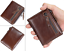 Men-039-s-Genuine-Leather-Cowhide-Bifold-Wallet-Credit-Card-ID-Holder-Zipper-Purse thumbnail 3