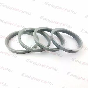 72,0 su 63,4 mm. Anelli di centraggio per cerchioni in alluminio