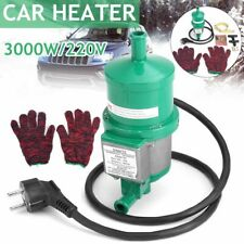 CAR ENGINE HEATER PARKING COOLANT PREHEATER 220V 2KW 1500W 60°C FITS ALL CARS