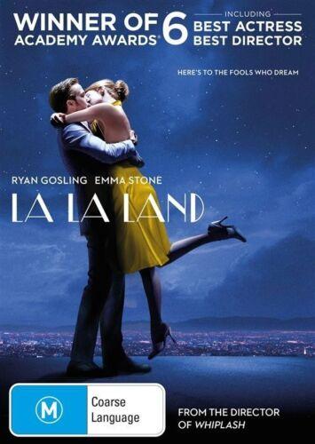 1 of 1 - La La Land (DVD, 2017)