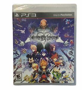 Kingdom Hearts 2.5 ReMix - Playstation 3 / PS3