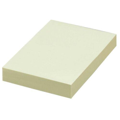 12 Stück 100 Blatt 5,0 x 7,5 cm Haftnotizen Haftnotizen Notizwürfel Klebezettel