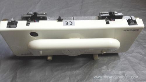 Nuevo Plata carro de peine K-Juego Completo Para Máquina De Tejer electrónico SK840