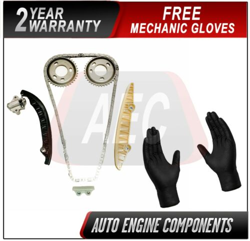 ZSD-422 Timing Chain Kit Fits Ford Transist 2.2L Turbo Diesel Durator 08-14