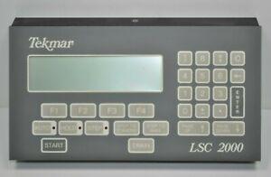 TEKMAR-LSC-2000-Purge-amp-Trap-Display-Keypad-amp-Control-Boards