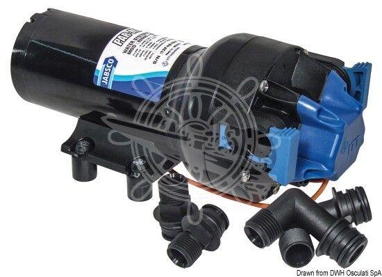 FLOJET Par Max Pumpe Pumpe Max 6.0 plus 227 l/min 12V 40psi b27a97