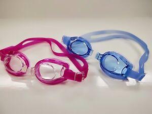 Kids-Children-Adjustable-Swimming-Swim-Anti-Fog-UV-Proof-Goggles-Boys-Girls