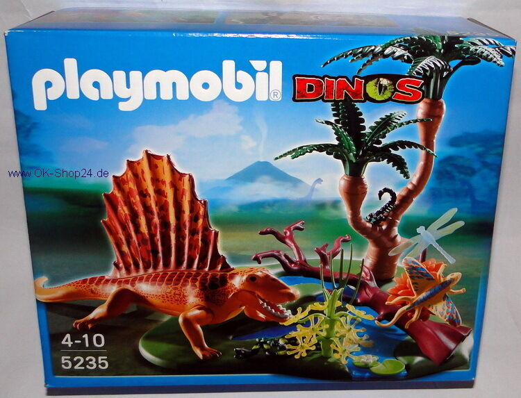 Dinos Playmobil 5235 Dinosaur  Sealed Brand Nuovo   no longer available in retail