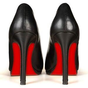 6bf1dfd31a3 Sole-Glo DIY Crimson Kiss Red Shoe Bottom High Heel Customization ...
