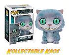 Alice in Wonderland (2010) - Cheshire Cat Flocked US Exclusive Pop! + PROTECTOR
