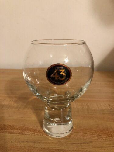 LICOR 43 CUARENTA Y TRES GLASS CA