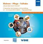 """Wohnen - Pflege - Teilhabe """"Besser leben durch Technik"""" (2014, CD-ROM)"""