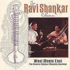West Meets East: The Historic Shankar/Menuhin Sessions by Ravi Shankar/Yehudi Menuhin (Violin) (CD, Nov-1999, EMI Angel (USA))