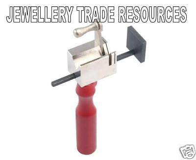 JEWELLERS /& SILVERSMITHS WIRE /& TUBE HOLDER CLAMPING CUTTING FILING JOINT TOOL