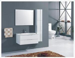 badezimmer m bel set badezimmer ganitur in hochglanz modell yl f2003b ebay. Black Bedroom Furniture Sets. Home Design Ideas