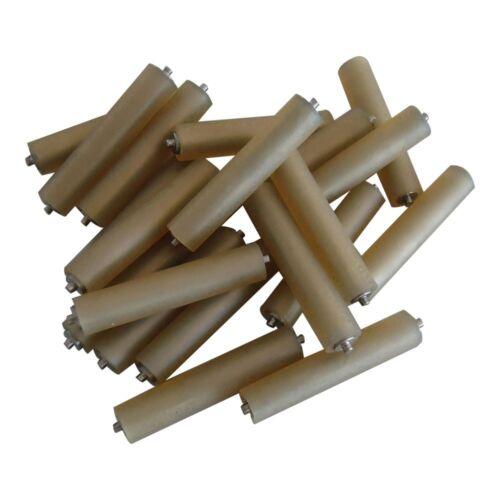 24pcs//lot Mutoh Valuejet 1604 1624 1638 Solvent Resistant Pinch Rollers P-roller
