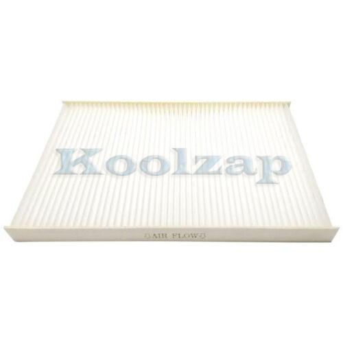 09-10 Elantra Touring Wagon SE GLS Paper Style Interior Blower Cabin Air Filter