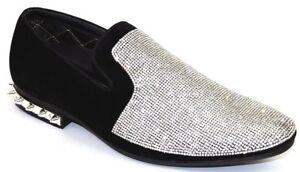 Men's Dress Casual Fancy Shoes Slip On