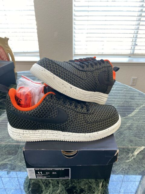 NIKE AIR FORCE 1 UNDEFEATED SP LOW [652805 003] SZ 11 DS