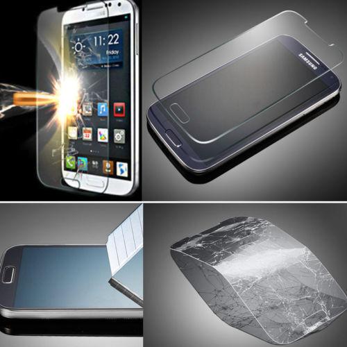 Protecteur d'Écran Film de protection en Verre Trempé Pour Samsung Apple iPhone