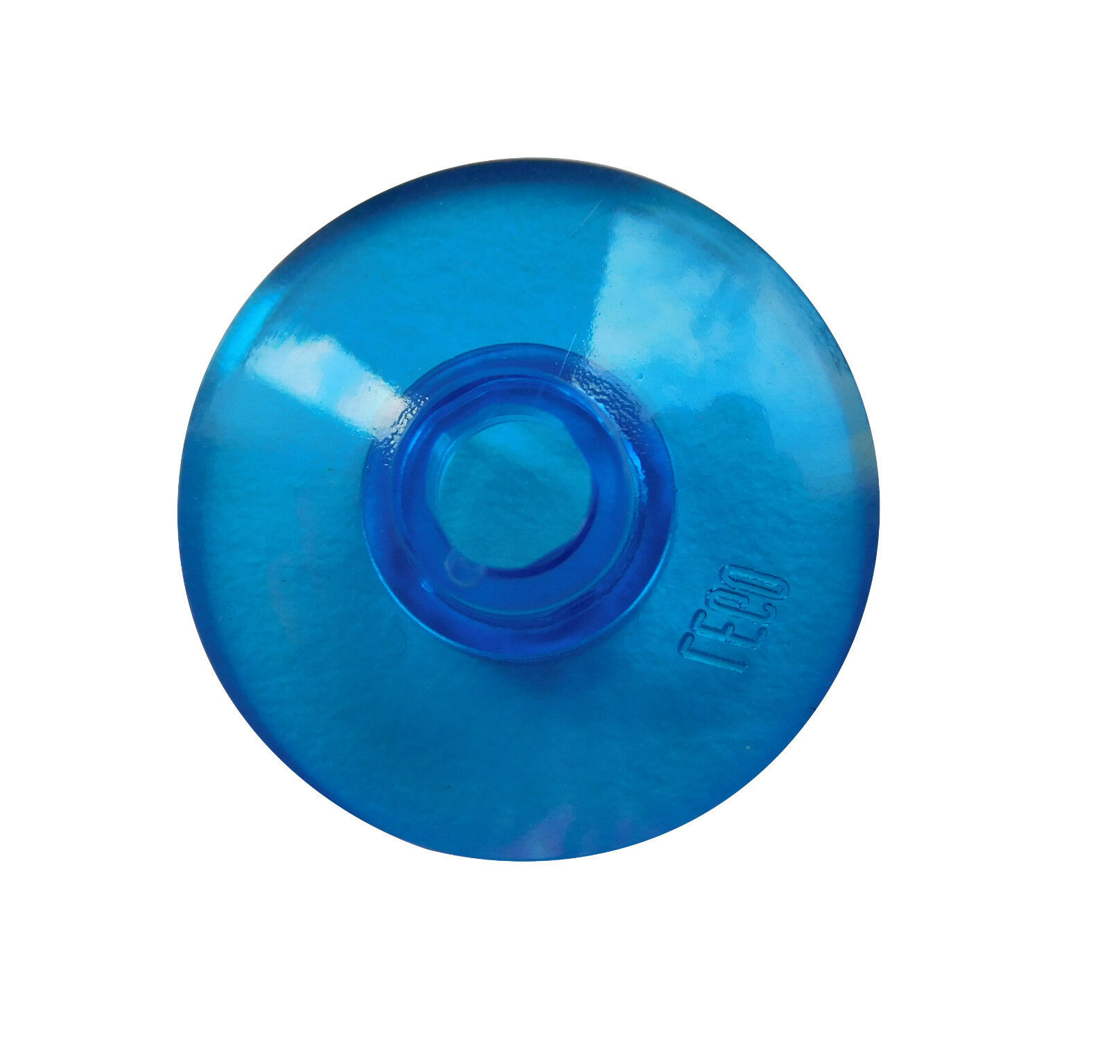 LEGO 2 X 2 Trans Dark Blue Radar Dish Lot of 4