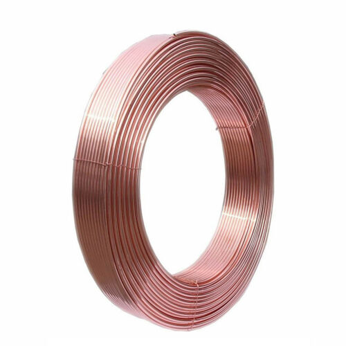 Kupferrohr Ring Weich Wasser Öl Gas Heizung Ölleitung Gasleitung 2mm 3//4//5//-16mm