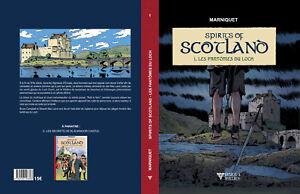 MARNIQUET: SPIRITS OF SCOTLAND/ Les fantômes du loch