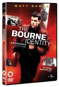 The-Bourne-Identity-DVD-2007-Matt-Damon-New-and-sealed