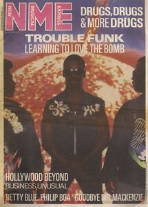 TROUBLE-FUNK-0N-THE-COVER-PAGE-0F-NME-NEWSPAPER-27-9-1986