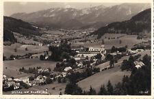 Spital am Pyhrn, Panorama, Foto-Ansichtskarte von 1955