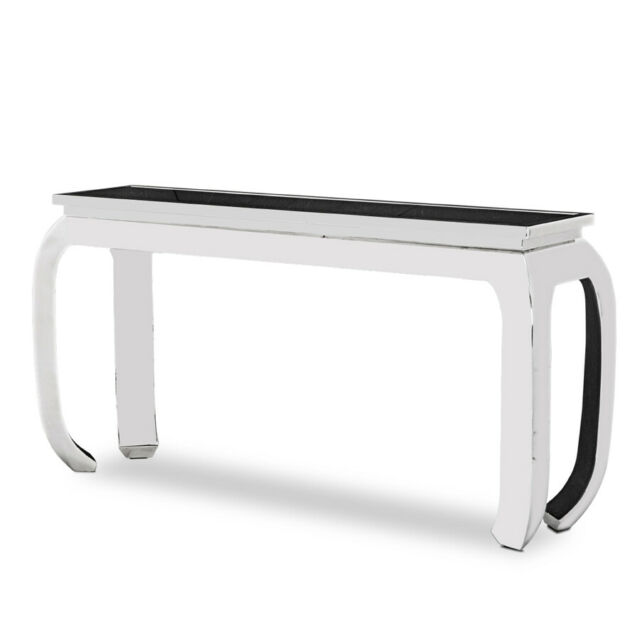 Miraculous Aico Furniture Pietro Console Table Fs Pitro223 Cjindustries Chair Design For Home Cjindustriesco