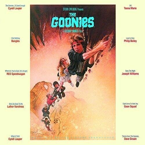 Cyndi Lauper - Goonies (Original Soundtrack) [New Vinyl]
