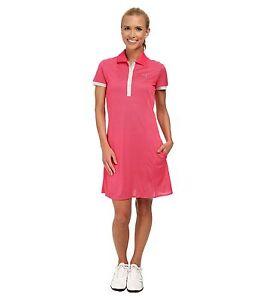 Puma-Golf-Tech-Dress-Raspberry-D38