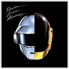 NEW - Random Access Memories by Daft Punk
