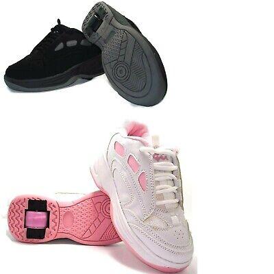 Boys Girls Kids Roller skate shoes