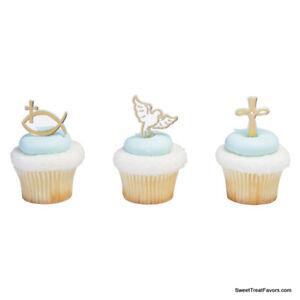 Cross-Communion-CupCake-Cake-Topper-12-18-24-Decoration-Spiritual-Religious-Firs