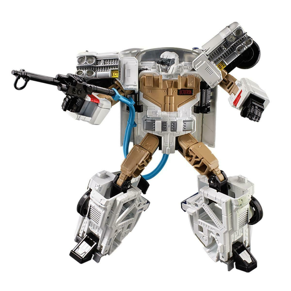 Transformers Ghost autobusTERS RBOT ECTO  1 ectotron DEFORMATA AUTO azione cifra